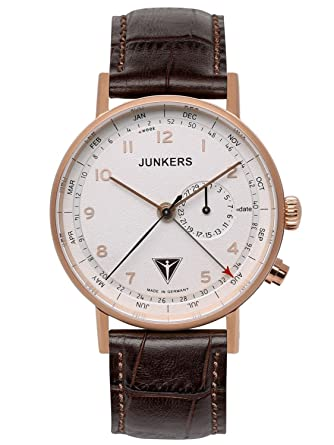 Junkers uhren eisvogel