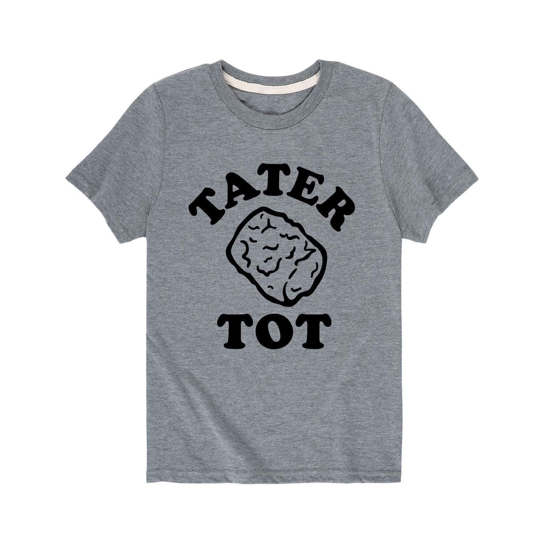 Tater Tot Short Sleeve Ts Shirts