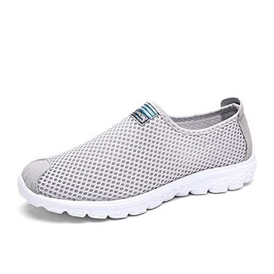 Robert Westbrook Women Shoes Summer Lady Casual Shoes Women Air Mesh Tenis Feminino Grey 5
