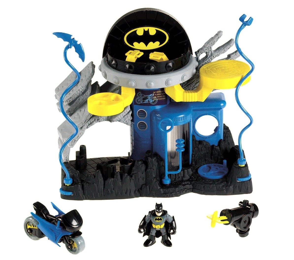 Fisher-Preis Imaginext Super Friends Bat Bat Bat Command Center e0171f