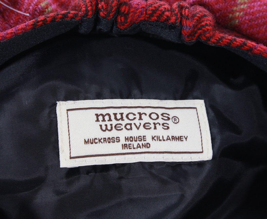 fd62086be69 Womens Newsboy Cap 100 % Wool Irish Made Mucros Christmas gift store