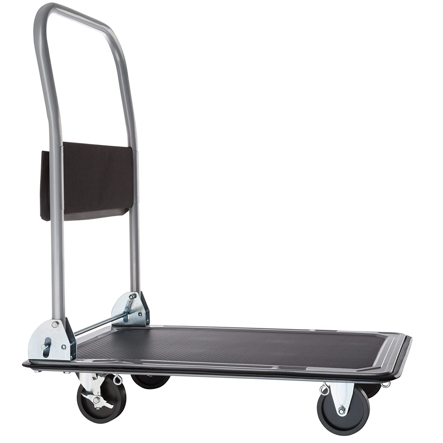 TecTake Manual Trolley Carry On Stairs Transport Trolley Carts Stairs 150  Kg 400579