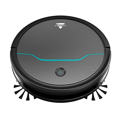 Bissell Ev675 Robot Aspirador Para Suelos Duros Y Alfombras, Negro ...