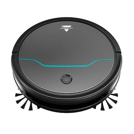 Bissell Ev675 Robot Aspirador Para Suelos Duros Y Alfombras, Negro