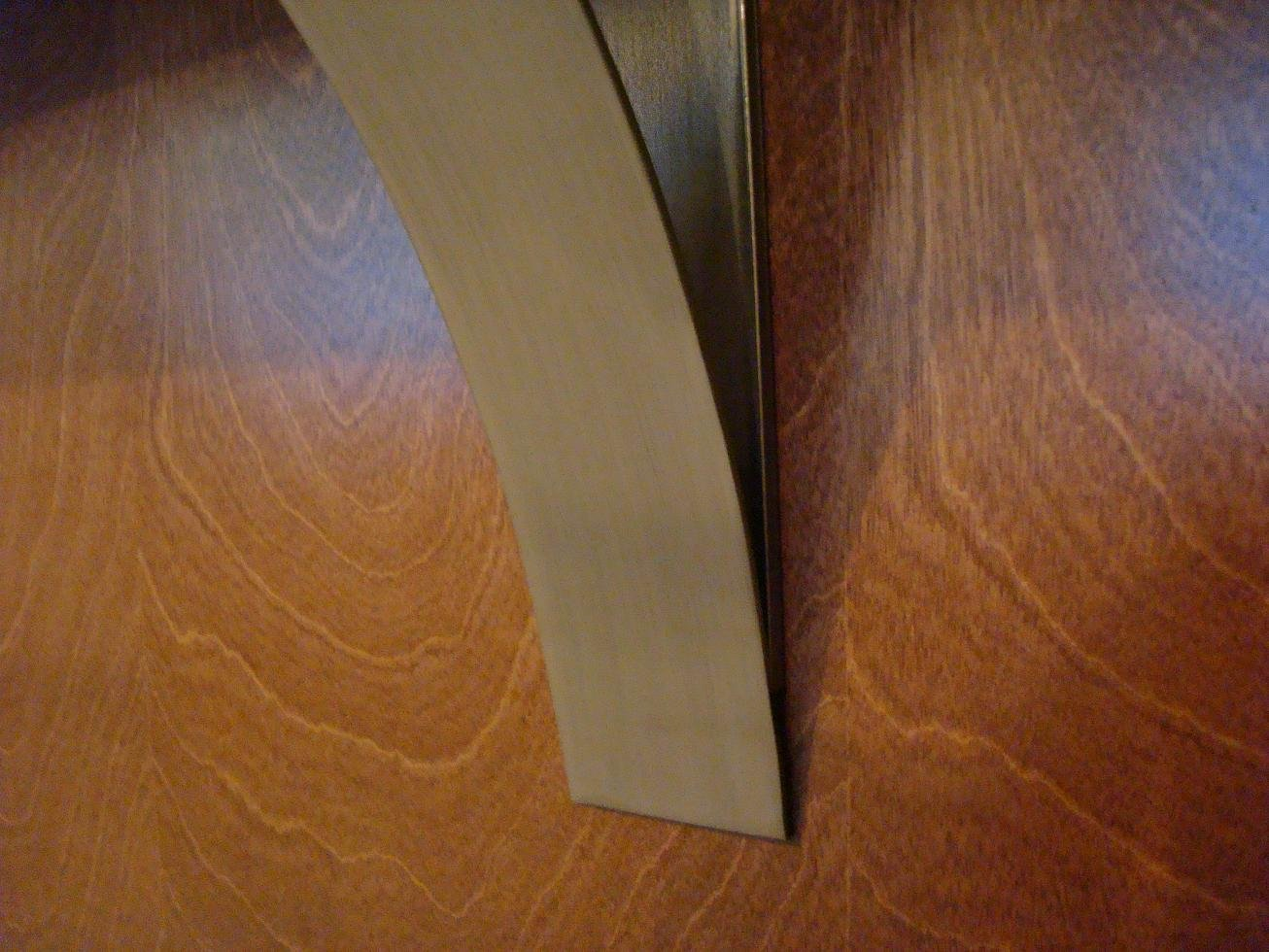 Amazon.com: Modern 9 Inch Brushed Stainless Steel Counter Top Corbel  Support Bracket Granite Quartz Marble: Handmade