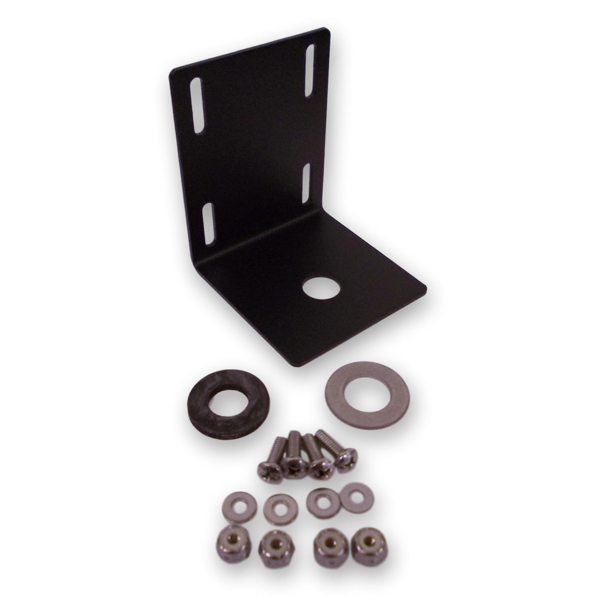 250-LM-BR Right Weigh Exterior Load Scale Bracket - For 250 Series Lower Mount Gauges by Right Weigh Load Scales