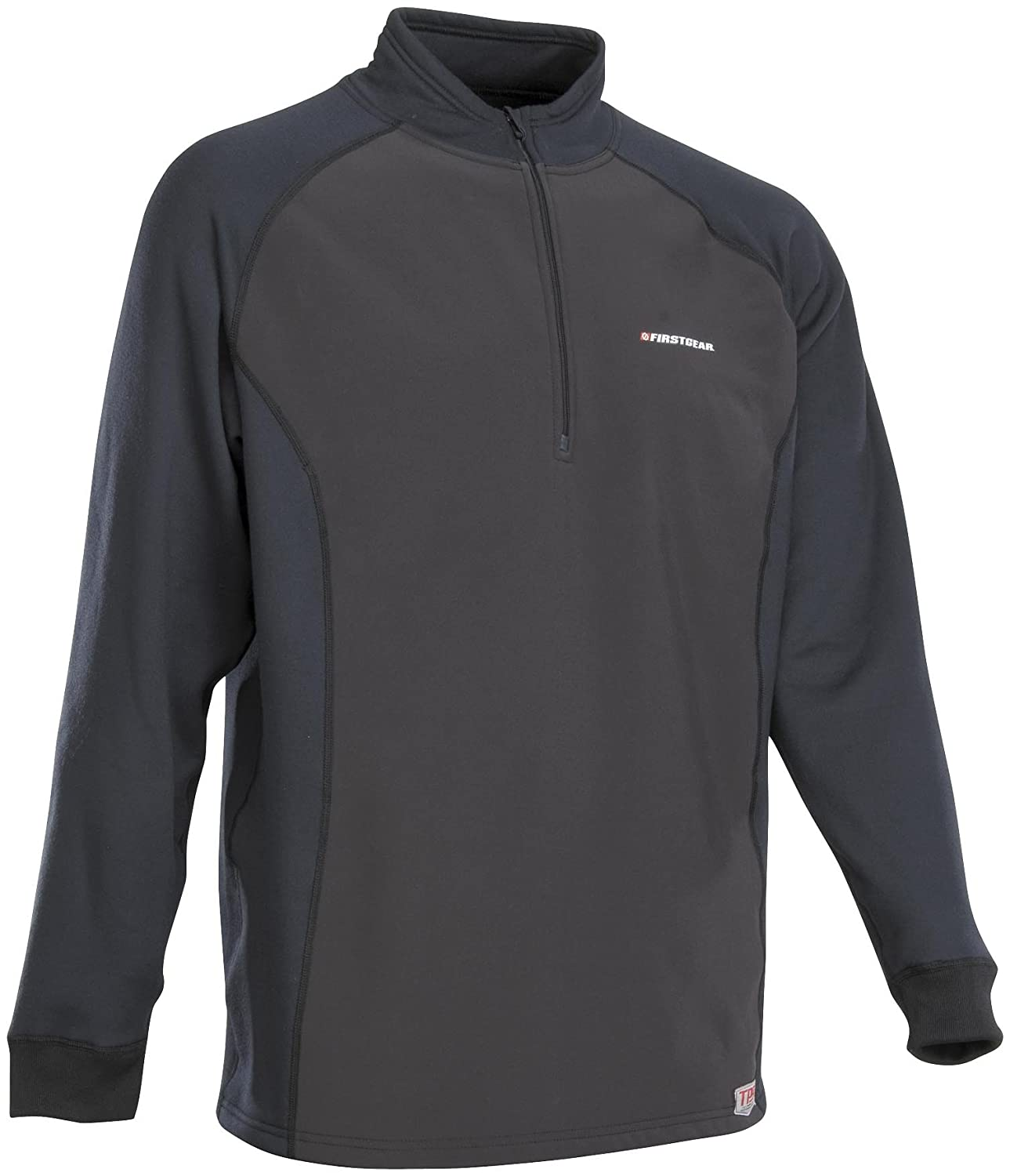 Firstgear Winter Base-Layer Long-Sleeve Black Shirt FTB.0910.01.M004