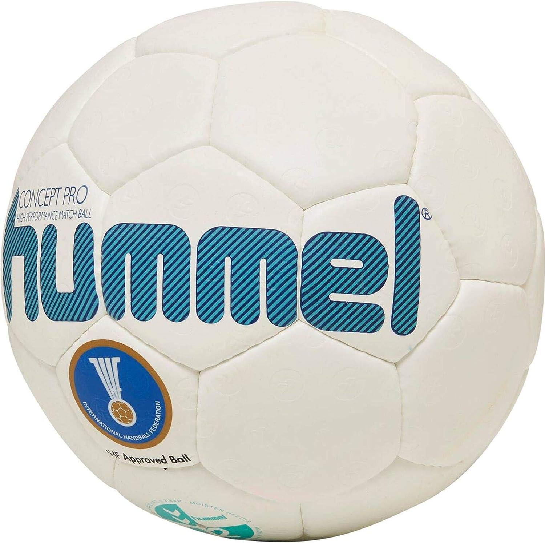 hummel Hmlconcept Pro Balón de Balonmano, Unisex Adulto: Amazon.es ...
