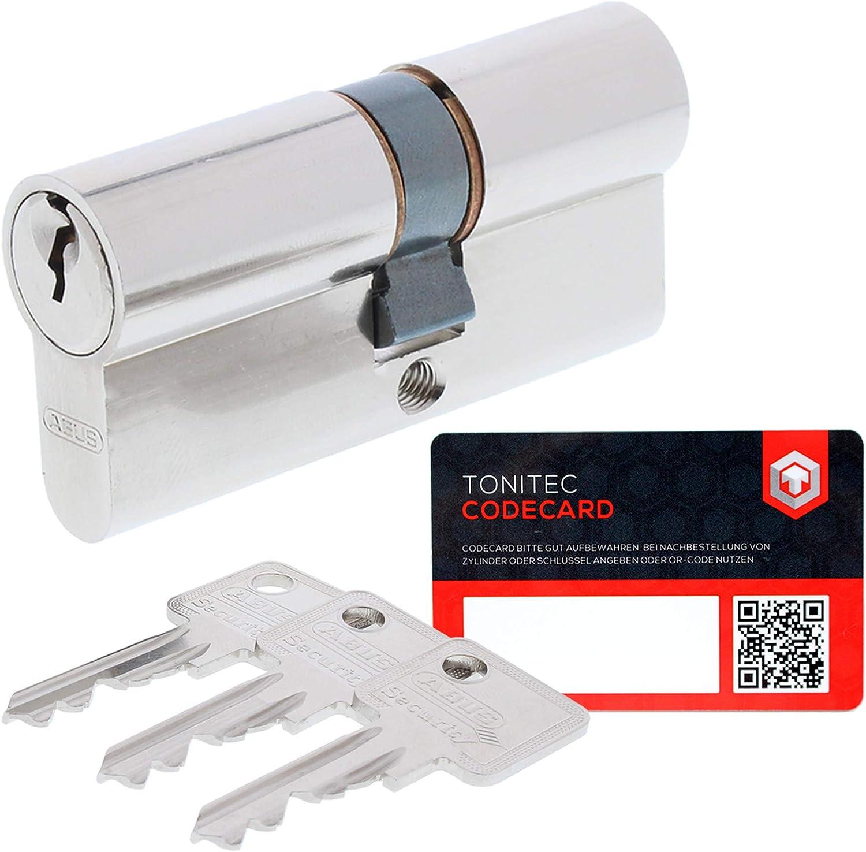 ABUS Profil-Zylinder Buffo 30//30 12127