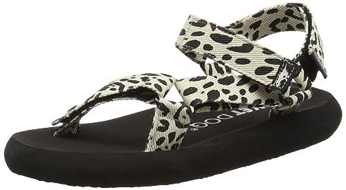 61202d298096fd Rocket Dog Women s Surfside Heels Sandals  Amazon.co.uk  Shoes   Bags