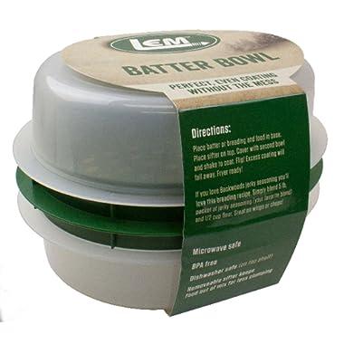 LEM Products 1265 Batter Bowl