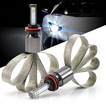 Automobiles & Motorcycles 2019 New Arrival 360 Degree Bright Led Bulbs Kit 90w 9000lm H7 H11 9005 9006 Hb3 Hb4 The Most Powerful 6000k Led Cars Headlights