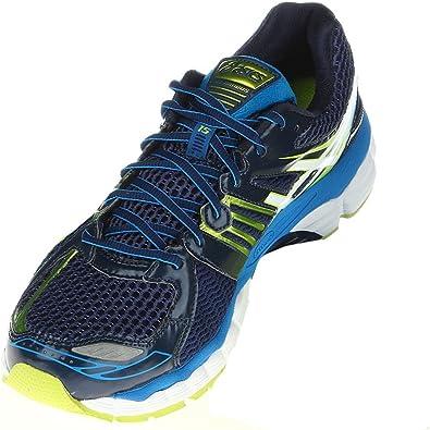 Asics Gel Nimbus 15 - Zapatillas de Running para Hombre: Amazon.es: Zapatos y complementos