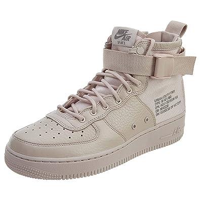6241f11052 Amazon.com | NIKE Sf Af1 Mid Big Kids Style : Aj0424 | Sneakers