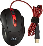Redragon Smilodon M605 2000 DPI Gaming Mouse (Black)