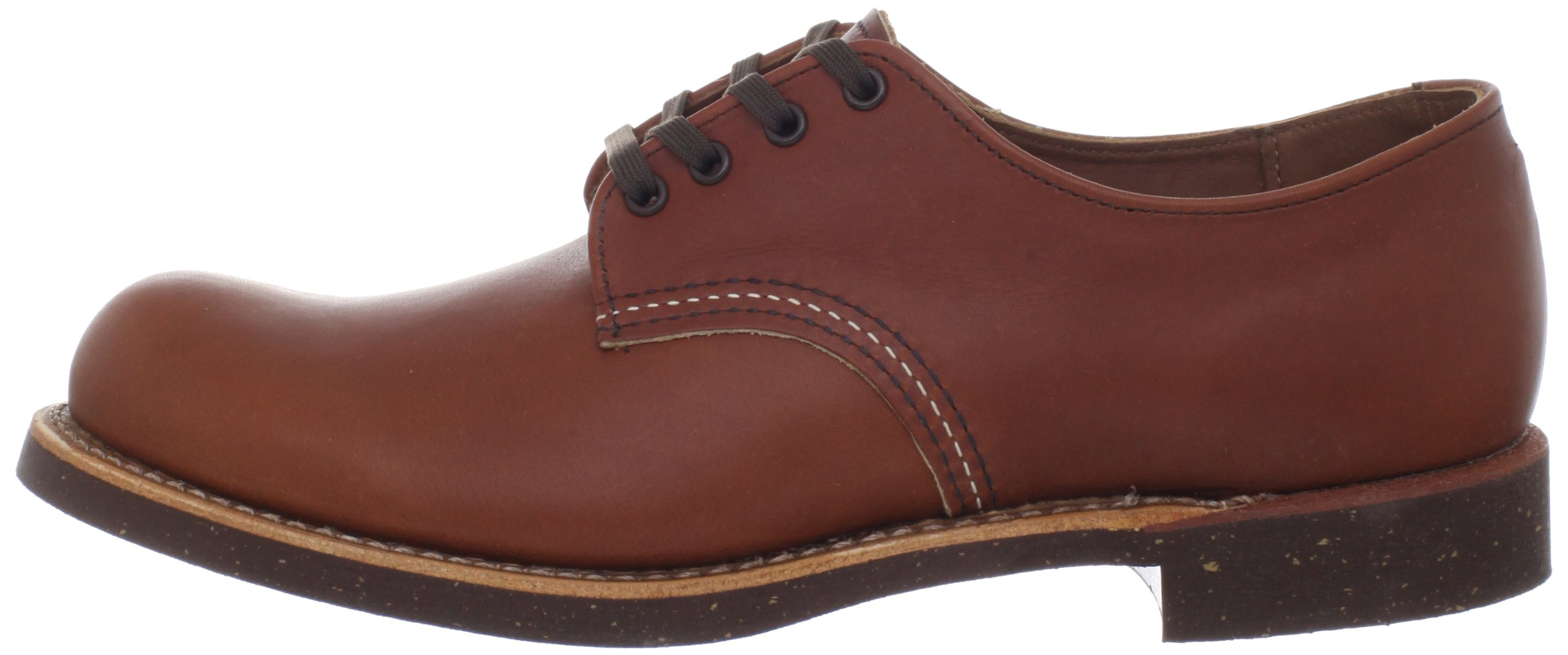 Red Wing Heritage Men's Work Oxford Shoe,Brick,10 D(M) US by Red Wing (Image #5)