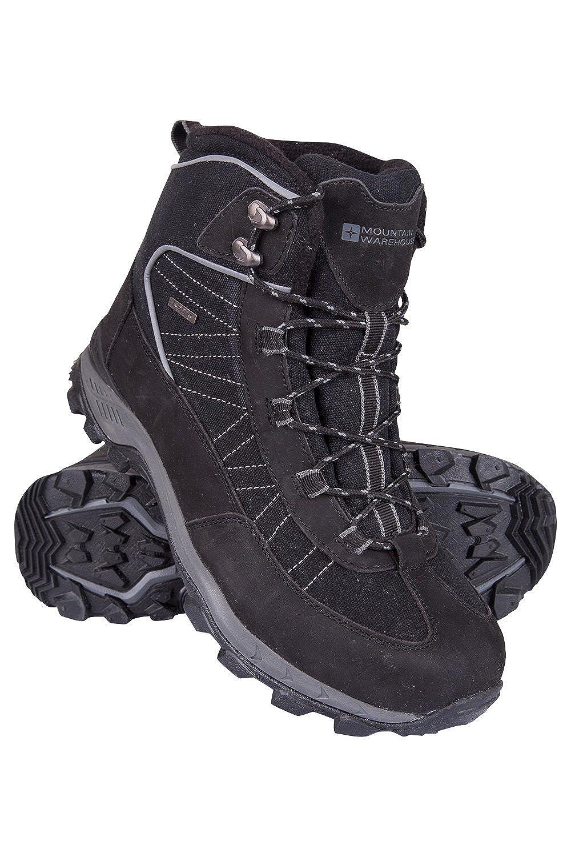 Mountain Warehouse Boulder Herren Winter-Trekking-Stiefel
