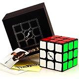 CuberSpeed Valk 3 3X3X3 Black Mofangge The Valk 3 3X3X3 Speed Cube