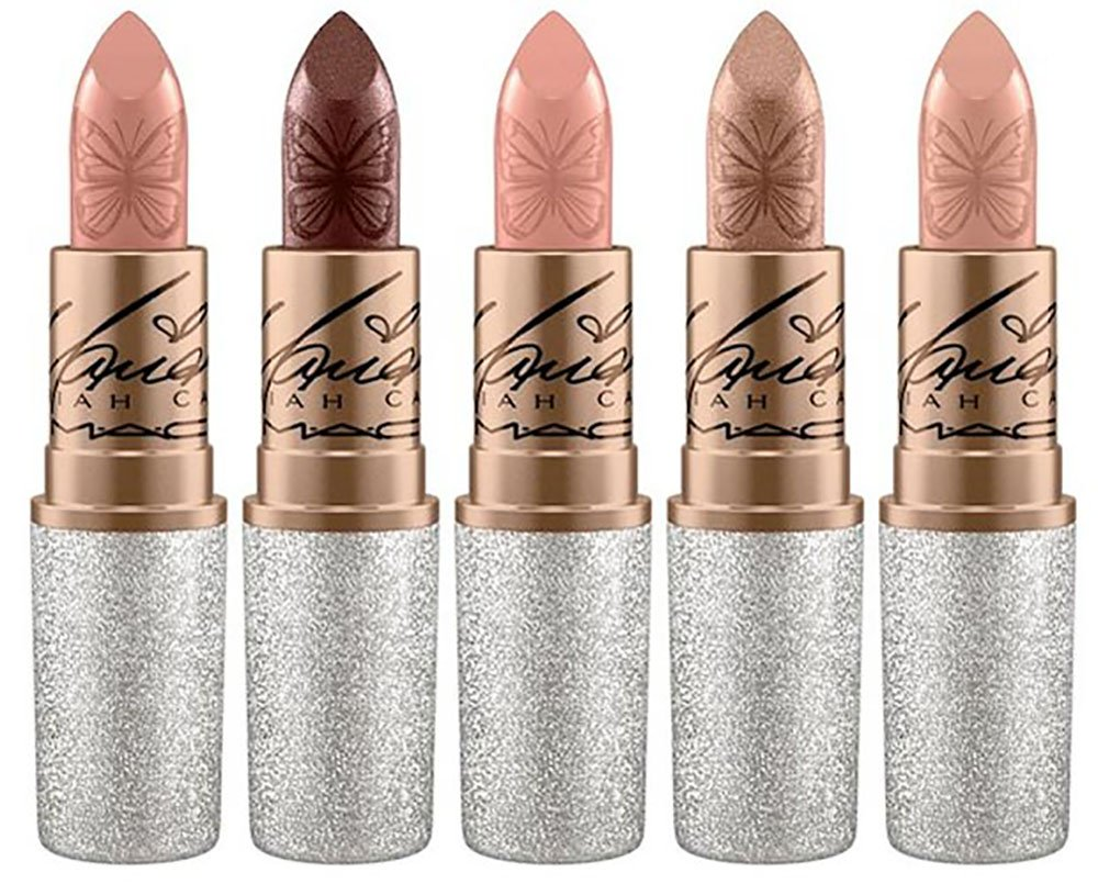 MAC Mariah Carey Collection 5 Lipstick Bundle New in Boxes