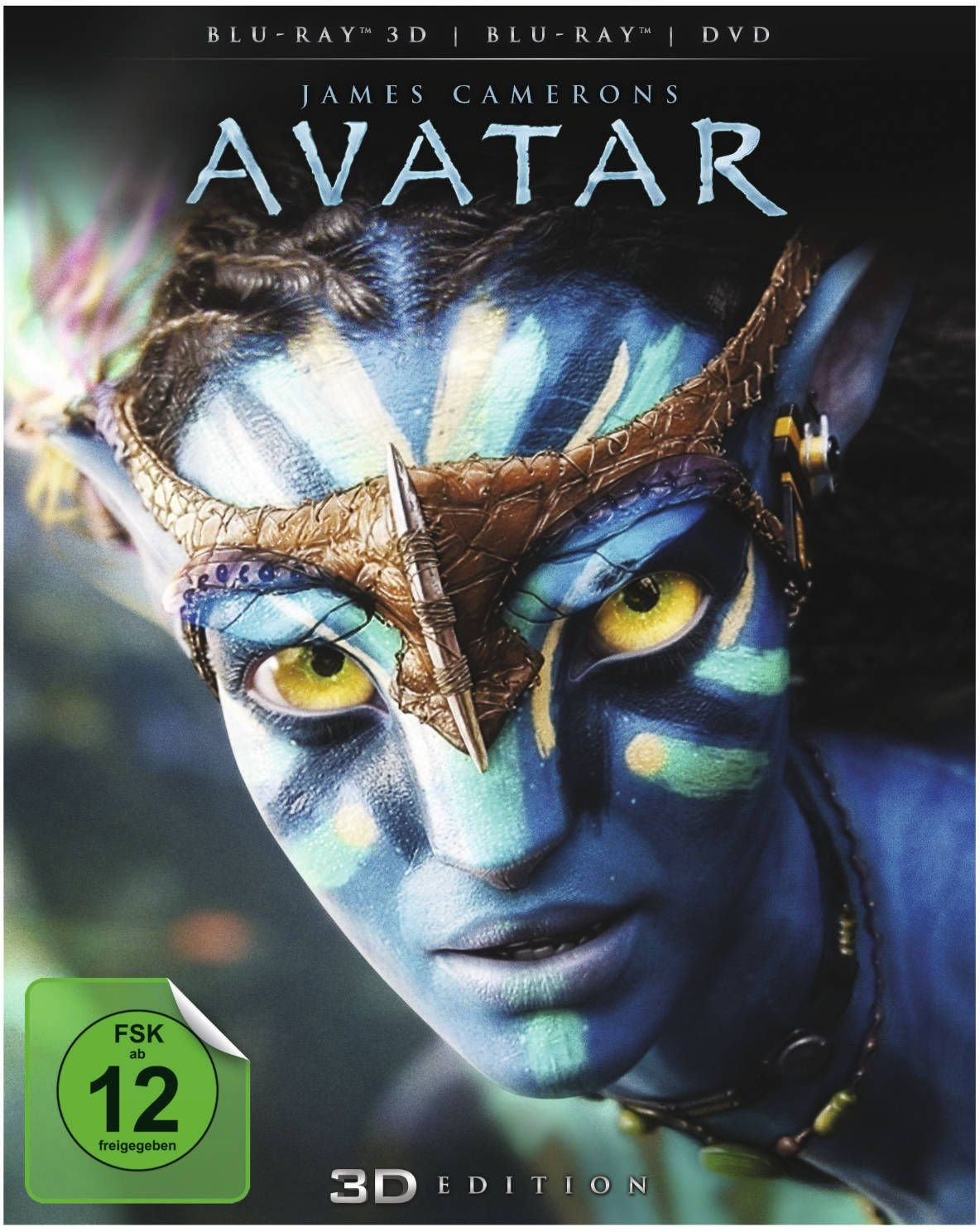 [amazon.de] Avatar 3D Blue Ray um 12,83€
