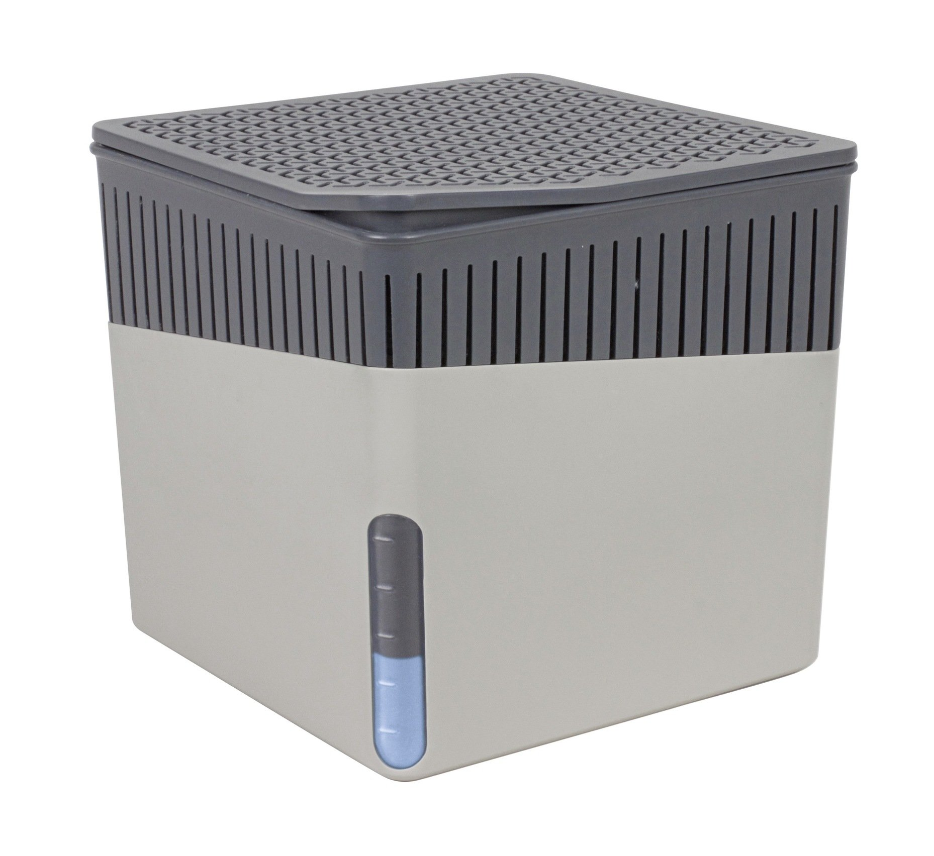 WENKO Cube Dehumidifier, Grey