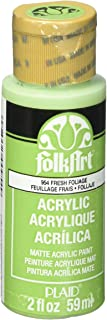 product image for FolkArt Acrylic Paint in Assorted Colors (2 oz), 954, Fresh Foliage