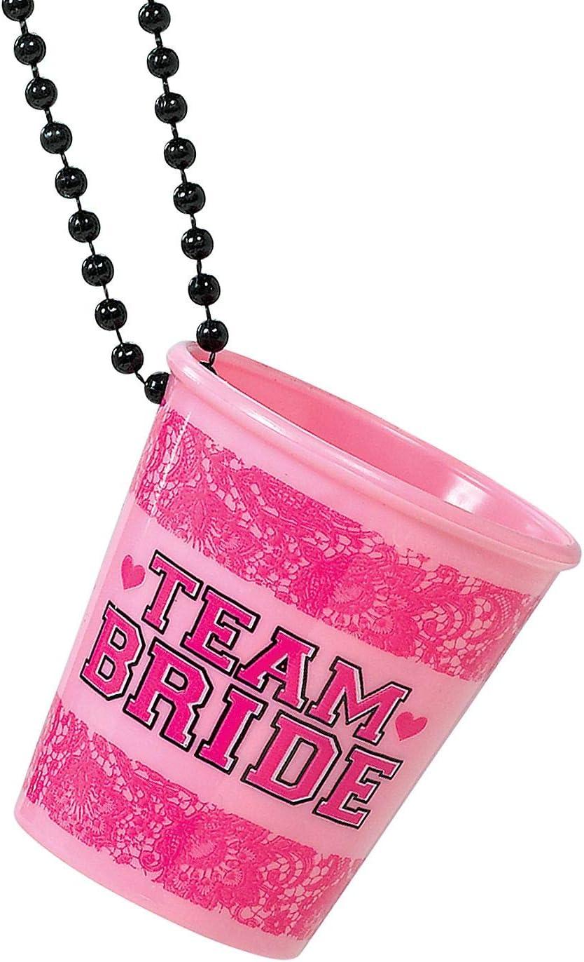Team Bride Multipack Bead Necklaces