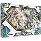 Pokemon TCG: Shiny Zygarde-Gx Premium Gx Box | 4 Booster Pack | A Foil Promo Card | A Oversize Foil Card
