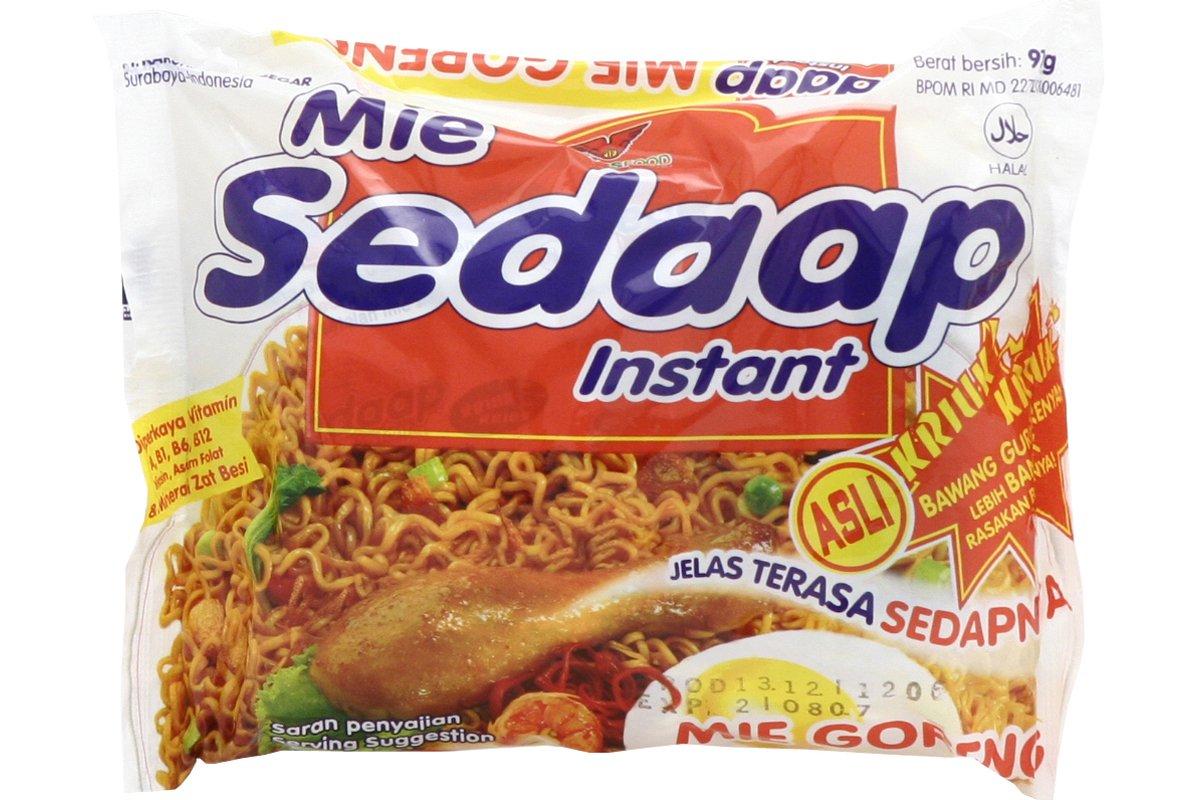 Mie Goreng Asli (Fried Noodle Original)