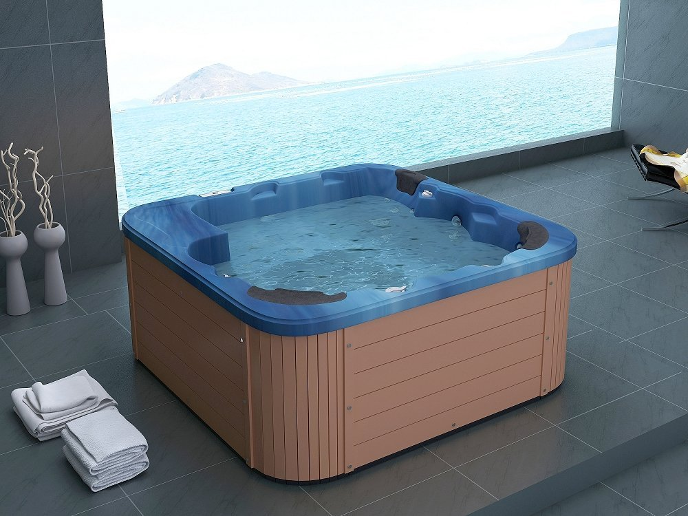 Vasca Da Esterno Riscaldata : Idromassaggio da esterno spa vasca idromassaggio riscaldata
