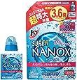 トップ スーパーナノックス 洗濯洗剤 液体 本体 450g+詰替超特大 1300g
