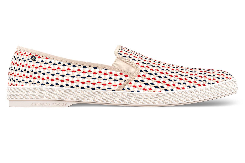 Rivieras Men's Napoles Pablo Slip On Shoes, Multi, 8 D(M) US