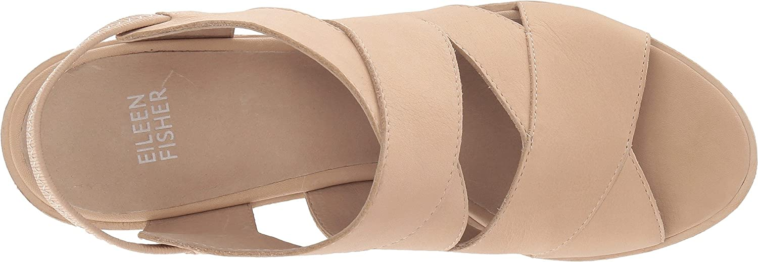1351a33de8f Eileen Fisher Women s Rai Desert Leather 11 B US  Amazon.co.uk  Shoes   Bags