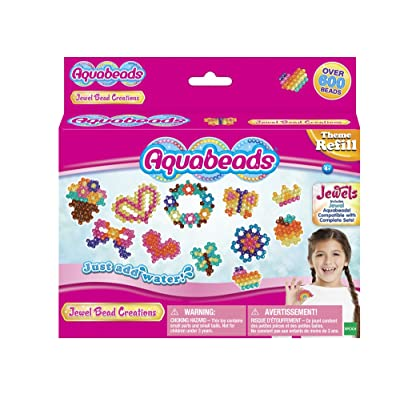 Aquabeads Jewel Bead Creations Playset: Toys & Games