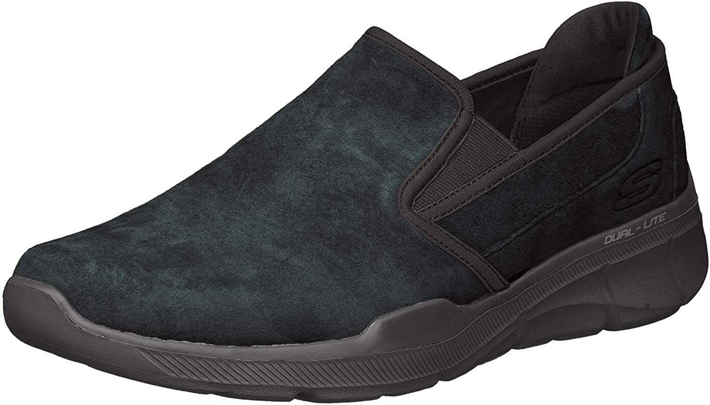 Skechers Equalizer 3.0-Substic 52938, Zapatillas sin Cordones para Hombre