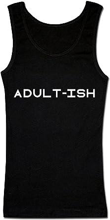 Funny Novelty Vest Singlet Top Adult Ish