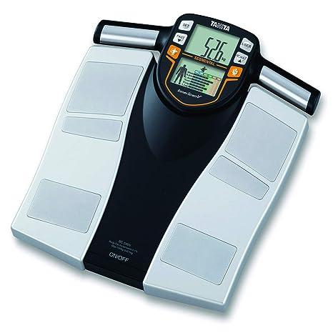 TANITA BC-545N - Monitor de composición corporal para medición segmentada, multicolor, lcd