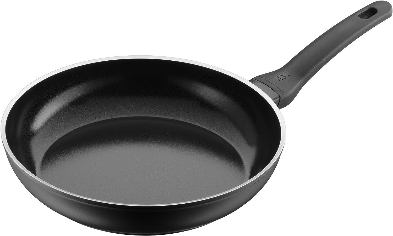 schwarz Keramikpfanne PTFE-PFOA frei WMF Ceradur Line Bratpfanne /Ø 24 cm Keramikbeschichtung Aluminium beschichtet