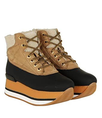 Hogan Tronchetto H328 Duck Mountain Donna MOD. HXW3280J320 38½   Amazon.co.uk  Shoes   Bags ec517036bab