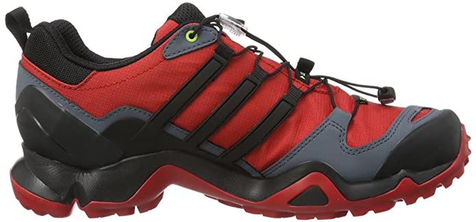 fc1113be2d7c1 adidas Performance Mens Terrex Swift R GTX Trekking   Hiking Shoes Red Rot (Light  Scarlet Black 1 Solar Slime) Size  40 2 3  Amazon.co.uk  Shoes   Bags