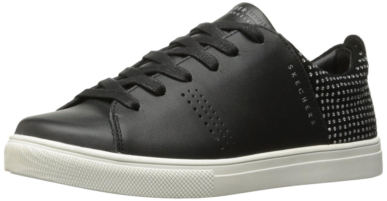 Skechers Street Women's Moda-Clean Street Fashion Sneaker B06X1GQ7NV 9 B(M) US Black