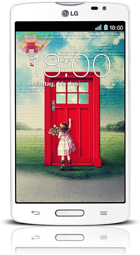 LG L80 - Smartphone libre Android (pantalla 5