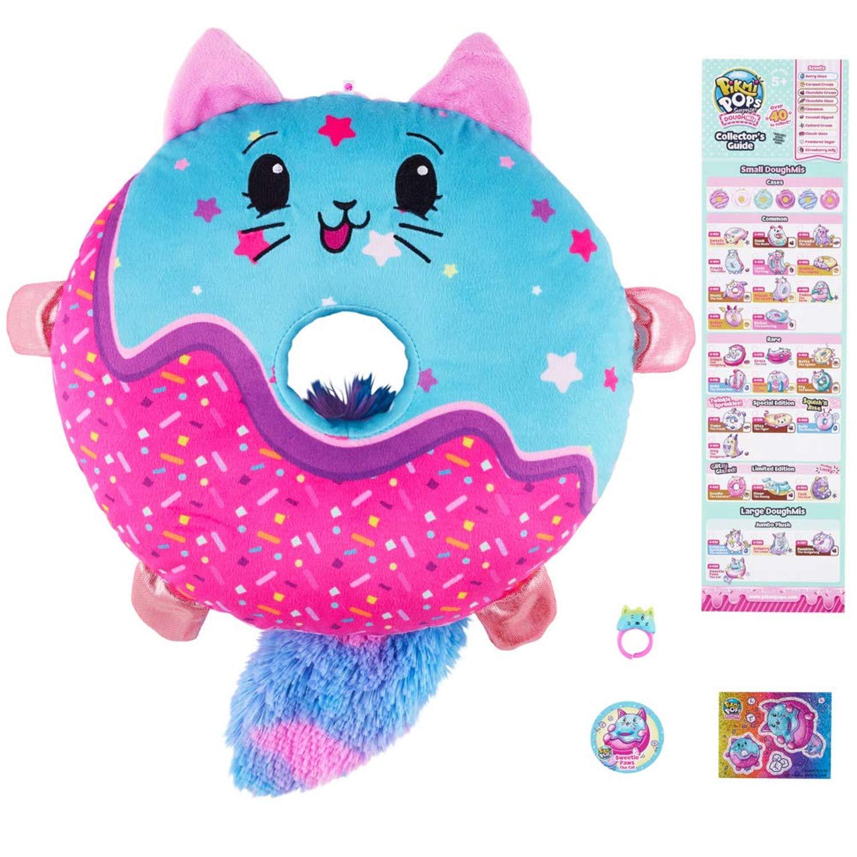 11 ToySource Aurora The Fish Plush Collectible Toy Purple