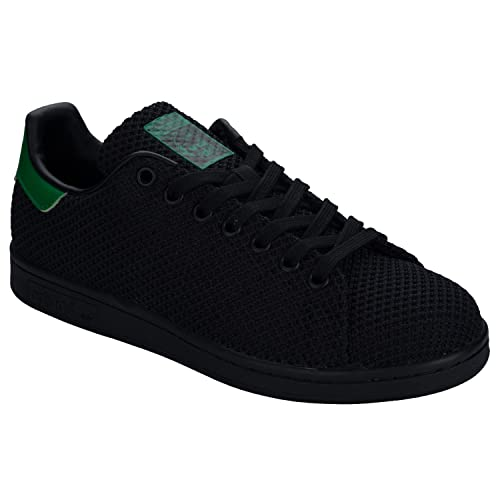 size 40 bddb1 b55a2 SCARPE ADIDAS STAN SMITH CK S80503 MODA UOMO DONNA FASHION BLACK GREEN