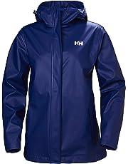 Helly Hansen Moss Hooded Fully Waterproof Windproof Raincoat Jacket