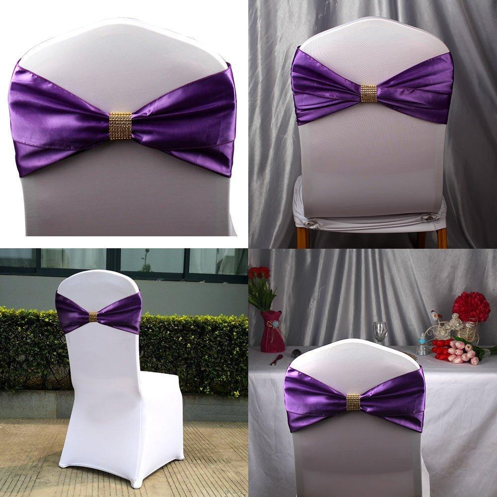 WORLDEXPLORER Set of 100 Napkin Rings Rhinestone Napkin Rings Adornment For Wedding Party Banquet Dinner Decor Wedding Favor