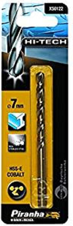 Broca HSS-E aleaci/ón de acero con 5/% de Cobalto BLACK /& DECKER X50137-QZ /ø 10.0 mm.