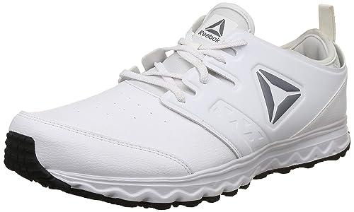 25bc8d5b1c64a Reebok Men s Walk Optimum Xtreme White Nordic Walking Shoes-10 UK India  (44.5