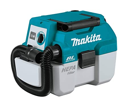 Makita XCV11Z 18V LXT Wet/Dry Dust Extractor/Vacuum