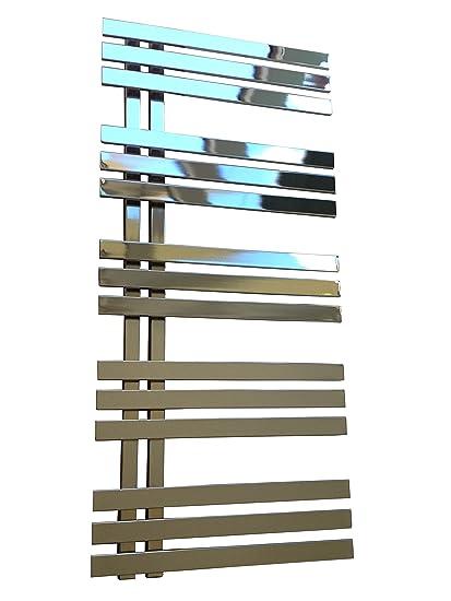 Diseño baño Radiador VERONA Cromo 1000 x 500 mm.calentador toallas